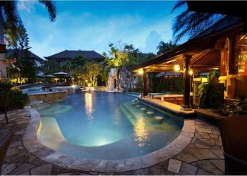 Hôtel Seminyak, Jalan Raya Petitenget, No. 1000 X,, Hotel Vila Lumbung****