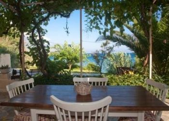 Wohnung Karavádhos, Agios Thomas Beach, Aloe Studios