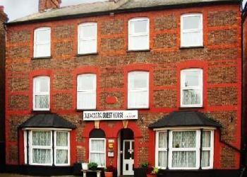 40-42 Alexandra Road, HP2 5BP Hemel Hempstead, Bed and Breakfast Alexandra Guest House**