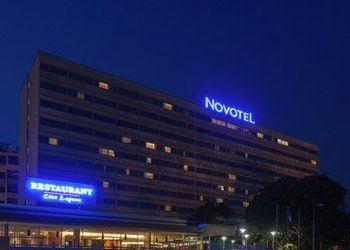 Albergo Abidjan, Avenue Du General De Gaulle 10 , Hotel Novotel Abidjan