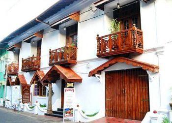 Hotel Cochin, 1/334,Rose Street,Fort Kochi, Hotel Rossitta Wood Castle***