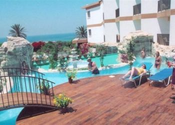 Hotel Paphos, Tombs of The Kings Road, Hotel Avlida****