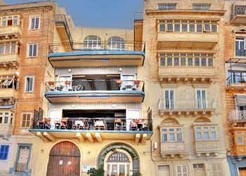 40 Battery Street, VLT 01 Valletta, Hotel British**