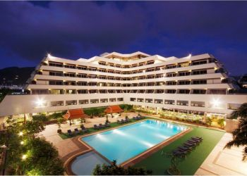 Hotel Patong, 208 Rai-Uthit 200 Pee Road,, Hotel Patong Resort & Garden Wing***