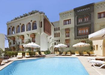 Hôtel El Gouna, Abu Tig Marina, Hotel Ali Pasha***