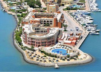 Hôtel El Gouna, Abu Tig Marina, Hotel Three Corners Ocean View (Adults Only)****