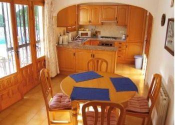 Wohnung Moraira, Holiday Home Casa Bondi Moraira