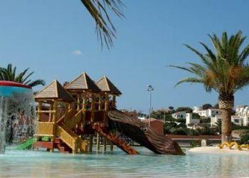Hotel Sant Lluís, Calle Punta Prima, Hotel Barceló Pueblo de Menorca