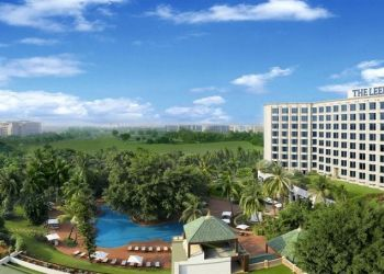 Hotel Mumbai, Sahar, Hotel The Leela Kempinski Mumbai****