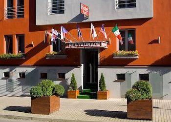 Hotel Plzen, Budilova 15, Hotel Plzen***