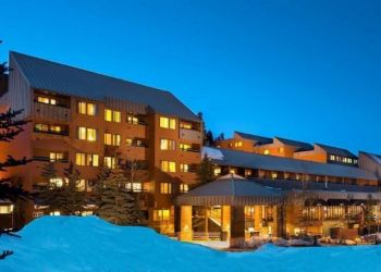 Hotel Breckenridge, 550 Village Road, Hotel Great Divide Lodge****