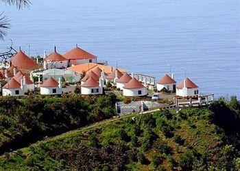 Sitio da Beira da Quinta,, 9230 Santana, Bungalow Cabanas De Sao Jorge***
