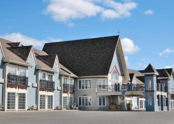 Hotel Edmunston, 10 Rue Mathieu, Days Inn Edmundston 3*