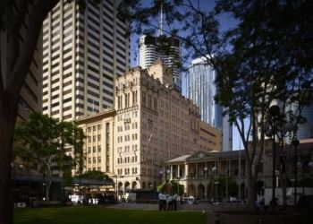 Hotel Brisbane, 289 Queen Street, Manor Apartments