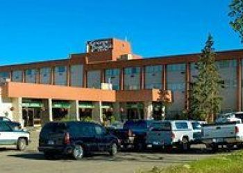 Hotel Dawson Creek, 11705 Eighth St, The George Dawson Inn