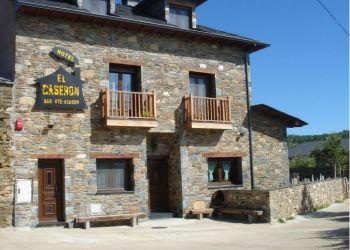 Albergo Manzanal de Arriba, C/ La estación 2, Rustic House El caserón de linarejos