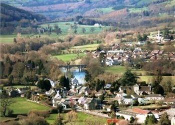 Privatunterkunft/Zimmer frei Brecon, Llyswen, Wye Knot Stop