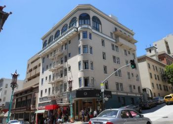 465 Grant Ave, USA-94108 San Francisco, Hotel Grant**