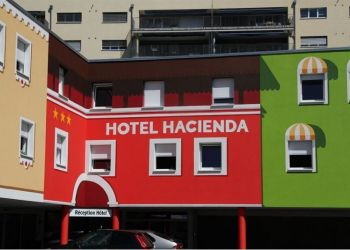 Hotel Givisiez, Route du Tir Fédéral 5 - 7, Hotel Hacienda***