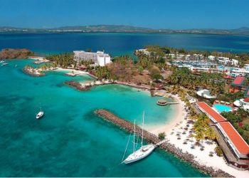 Hotel Trois-ilets, Pointe Du Bout, Hotel Bakoua Martinique****