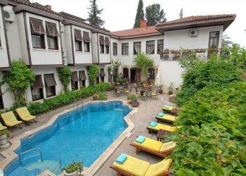 Hotel Antalya, Kilincaslan Mh, Mermerli Sok No:25, Hotel Aspen***