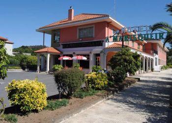 Hotel Cecebre, C \ Barcala Seixal No. 51, , Hotel A'marisqueira