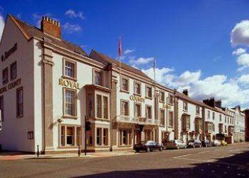 Old Elvet • Durham, Durham, Marriott Durham Hotel Royal County 4*
