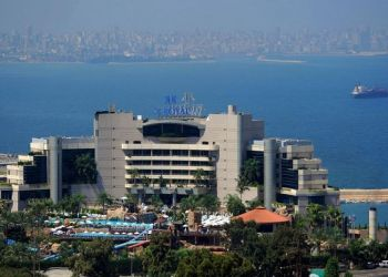 Hotel Dbayeh, Leisure Hills Complex, Hotel Le Royal Beirut*****