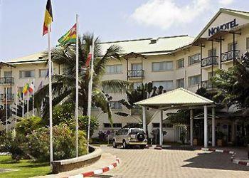 Hotel Cadjèhoun, Boulevard de la Marina, Novotel Cotonou Orisha