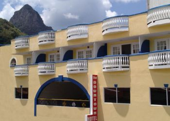 Hotel Soufriere, Bridge And Frederick Street, Hotel The Downtown***