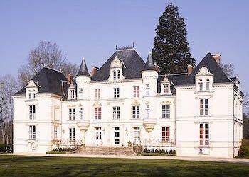 Chateau De La Ragotterie, 72530 Yvré-l'Évêque, Hotel Best Western Premier Le Mans Country Club***