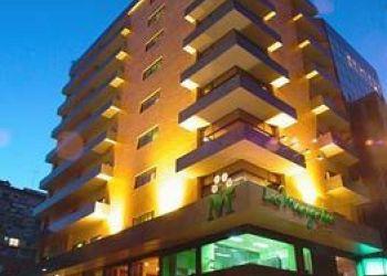 Hotel Asuncion, Estrella esq 15 de Agosto, Hotel Las Margaritas****