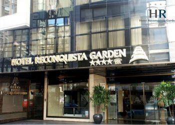 Albergo Buenos Aires, Esmeralda 675, Hotel Reconquista Garden