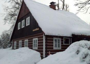 Ferienhaus Víchová nad Jizerou, Rekreační chalupa Roubenka