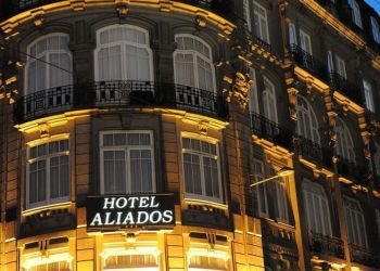 Hotel Porto, Rua Elisio de Melo, 27,, Hotel Aliados***