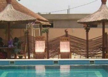 Hotel Lomé, Route nationale Lome-Cotonou, Hotel Clementine