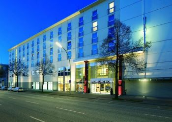 Hotel Hamburg, Rennbahnstr. 96, Hotel NH Hamburg Horn****