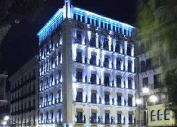 Plaza del Castillo, 1, 31001 Pamplona, Hotel Gran La Perla*****