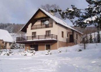 Světlá Hora-Suchá Rudná Ev.č., Světlá Hora, Pohodlná chata Suchá Rudná na polosamotì