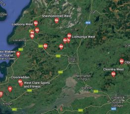 Residential building land Doolin, Residential building land for sale