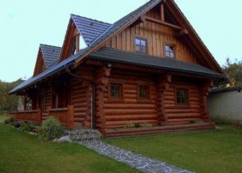 "Ferienhaus Necpaly, Log house ""Brotnica"""