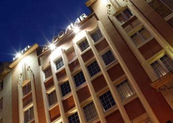 Hotel Gijon, C/ Cabrales, 24, Hotel Alcomar
