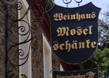 Marktplatz 20, 56330 Kobern-Gondorf, Weinhaus Moselschänke