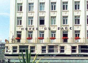 Hotel Ostend, Marie-Joseplein 3, Hotel Du Parc***