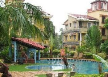 Hotel Bardez, 836/1 Sorrento Vaddo,Behind Starco Junction, Country Club De Goa