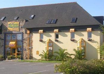 Boulevard Filiger, 29470 Plougastel-Daoulas, Hotel Brit Iroise Brest**