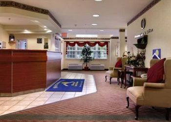 Hotel Burlington, 2185 W Hanford Rd, Hotel Microtel Inn & Suites Burlington