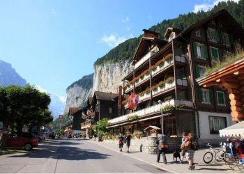 Hotel Lauterbrunnen, Fuhren, Hotel Oberland***