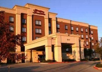 Hotel Fairview, 830 West Stacy Road, 75013 Allen, Hampton Inn & Suites-dallas Allen