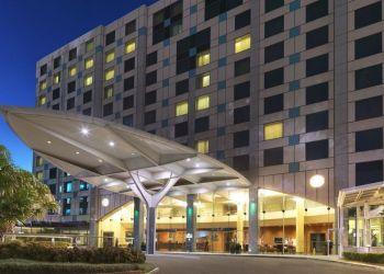 O'Riordan St and Bourke Rd, 2020 Mascot, Hotel Holiday Inn Sydney Airport****